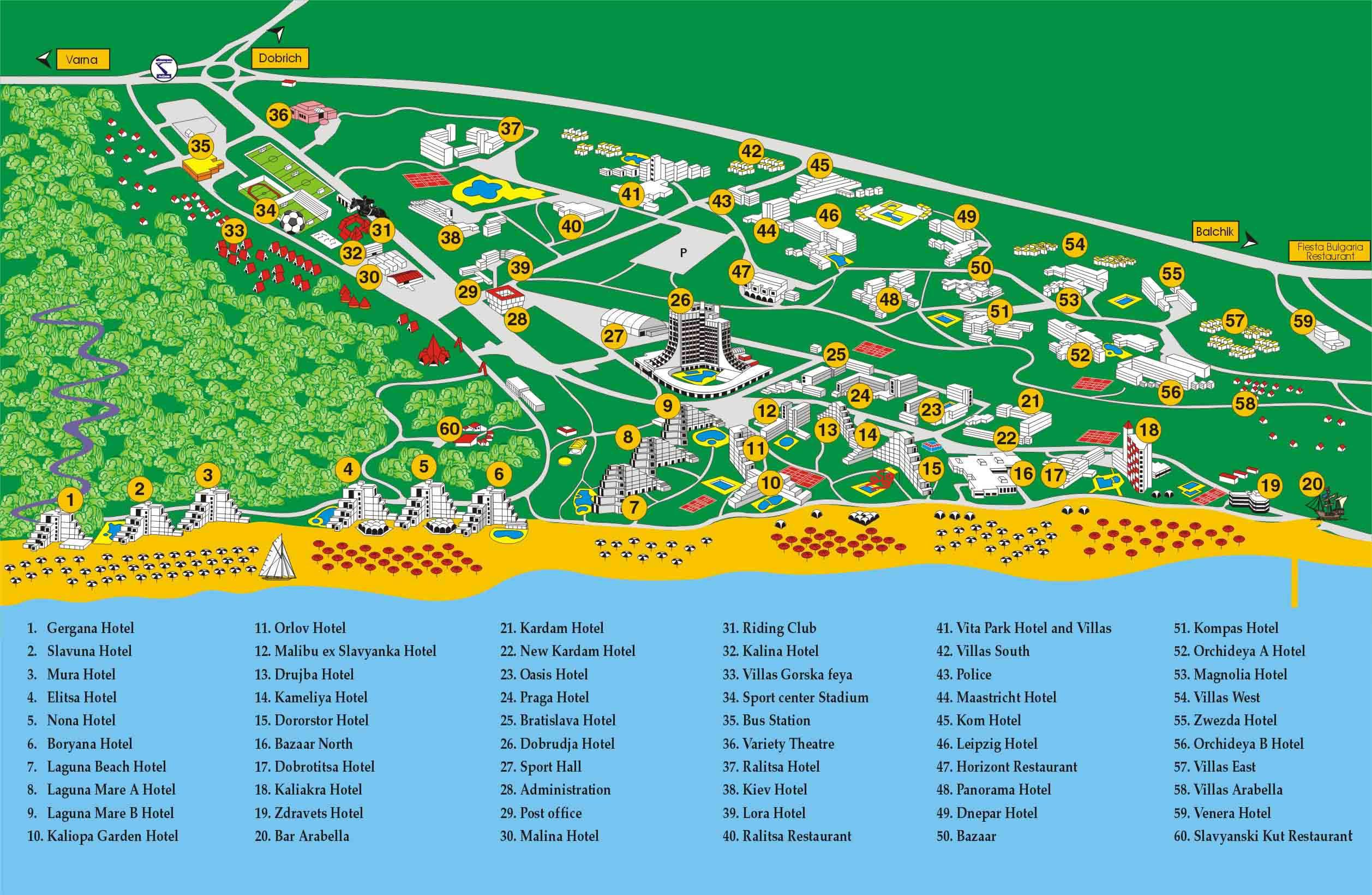 Mapy Bulharska A Bulharskych Mest
